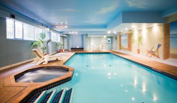 Indoor Heated Pool & Spa